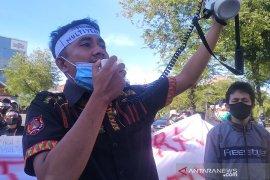 Pemuda Aceh tuntut DPR Aceh dukung proyek tahun jamak