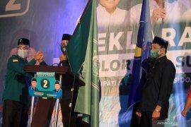Deklarasi Paslon Nomer 2 Pilkada Sidoarjo