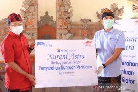 Bali terima bantuan dua ventilator untuk pasien COVID-19