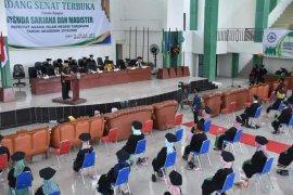 IAIN Takengon wisuda 263 sarjana dan 29 magister, ini harapan Bupati Aceh Tengah