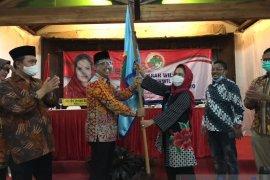Sah, Asep Rahmatullah Resmi Pimpin Dekopinda Provinsi Banten Priode 2020-2025
