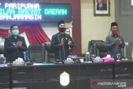 Advertorial- DPRD Banjarmasin bahas Raperda terkait RTRW, Wisata Halal dan PDAM
