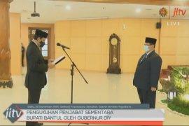 Gubernur DIY mengukuhkan Penjabat Sementara Bupati Bantul