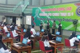 Pandemi COVID-19, tes SKB CPNS Kota Probolinggo digelar dengan protokol kesehatan