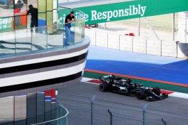 Jelang GP Rusia, Formula 1 catatkan kasus COVID-19 tertinggi musim ini