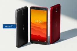 Nokia C1, ponsel murah tak sampai Rp1 juta