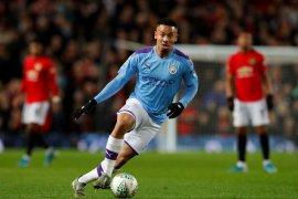 Gabriel Jesus menambah panjang daftar pemain cedera di Manchester City