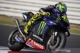 Valentino Rossi akui sirkuit Aragon trek yang sulit ditaklukkan