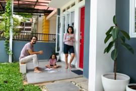 Gigih kunci keberhasilan membeli rumah