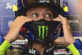 Rossi kembali positif COVID-19, Yamaha siagakan pebalap pengganti