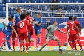 Bayern Munich tergelincir dan kalah 1-4 saat dijamu di Hoffenheim