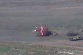 Armenia dan Azerbaijan masih bentrok hari kedua, 15 tentara tewas