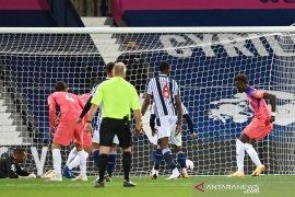 Liga Inggris, Chelsea berjibaku amankan satu poin dari markas West Brom