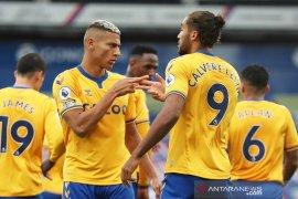 Klasemen Liga Inggris, Everton kembali duduki puncak