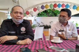 Tingkat hunian hotel di Kota Bogor pekan ini sekitar 41 persen