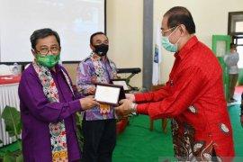 Pemkab Gorontalo Utara olah lahan pasif untuk tingkatkan produksi udang