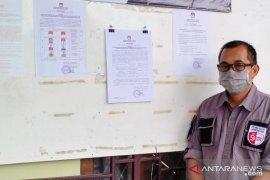 KPU Bengkayang terima laporan dana kampanye empat paslon