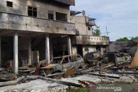 Lima tewas pada kebakaran gudang gas elpiji di Pematangsiantar