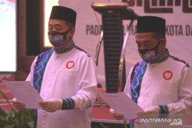Ibnu-Arifin tegaskan komitmen kampanye damai, sehat dan anti hoax
