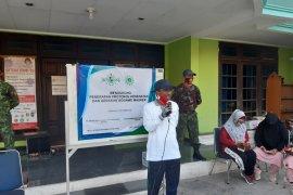 Nahdlatul Ulama dan Muhammadiyah kampanye pakai masker di Kota Surabaya