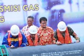 Rekind harapkan keekonomian proyek transmisi gas  Cirebon-Semarang disesuaikan
