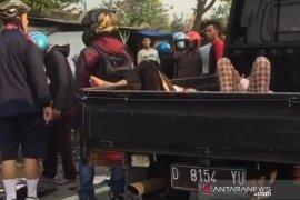 Pengendara sepeda motor tewas akibat kecelakaan di lingkar timur Cianjur
