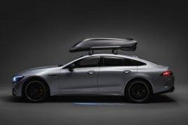 """Mercedes-AMG sediakan """"roof box"""" bagi yang suka piknik"""