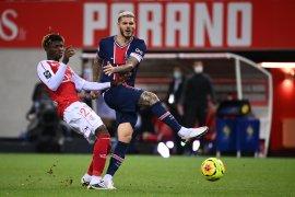 Mauro Icardi cetak 2 gol, PSG atasi Reims