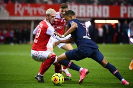 Klasemen Liga Prancis: Rennes di puncak, PSG stabil