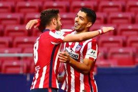 Debut manis Luis Suarez antarkan Atletico gasak Granada skor 6-1