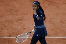Tenis Prancis Terbuka, Coco Gauff tumbangkan unggulan kesembilan Johanna Konta