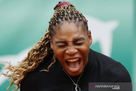 French Open: Serena Williams mundur akibat cedera tumit
