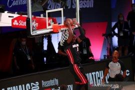 Miami Heat tantang Lakers di final NBA