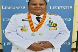 Wali kota Sibolga ikuti diklat P3DA XI Lemhannas RI