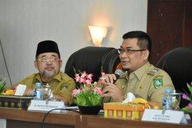 Penjabat Bupati Bengkalis siap lanjutkan program daerah