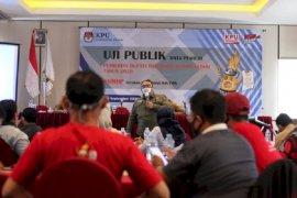 KPU Kabupaten Kediri perbaiki data pemilih Pilkada 2020
