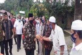 Cuti selama kampanye, Dahlan Hasan pesankan pegawai bekerja dengan baik