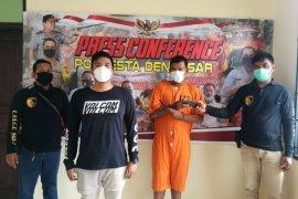 Polisi dalami pencurian spesialis rumah kos di Bali