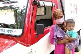 Puskesmas gunakan kendaraan AMMDes bantu warga pedalaman di Lebak