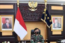 Seluruh prajurit TNI ikuti dan sukseskan vaksinasi COVID-19