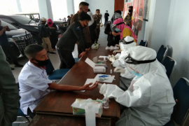 Pasien meninggal akibat COVID-19 di Sulawesi Tenggara menjadi 60 orang