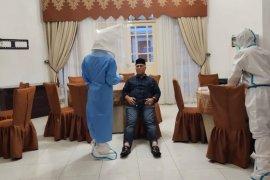 Hasil swab Bupati Aceh Tengah negatif COVID-19