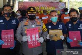 Satnarkoba Polres Cianjur ringkus enam bandar narkoba