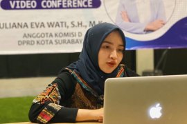 Legislator soroti turnamen sepak bola digelar Cawawali Surabaya Armuji
