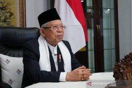 Wapres Ma'ruf Amin katakan pemuka agama berperan penting cegah penularan COVID-19