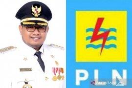 Wali Kota cuti, Pemkot Tanjungbalai berutang ratusan juta ke PLN