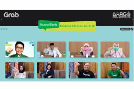 """Rayakan Hari Jadi ke-210 Kota Bandung, Grab ajak UMKM lokal berdigitalisasi lewat """"BRAGA"""""""