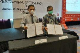 Pertamina MOR VIII - Kejati Maluku kerja sama bidang hukum