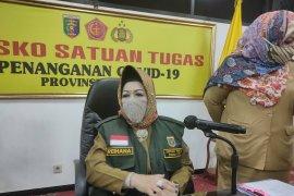 Dinkes : Pasien COVID-19 di Lampung bertambah 24 jadi 875