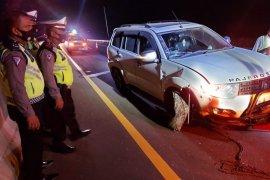 Tiga hari diresmikan, Kecelakaan tunggal terjadi Tol Pekanbaru-Dumai